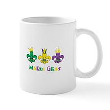 Mardi Gras Mugs