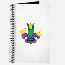 Mardi Gras Party Journal