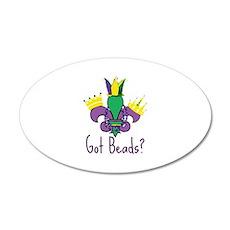 Got Beads? Wall Decal