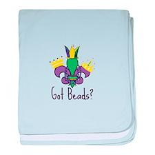 Got Beads? baby blanket