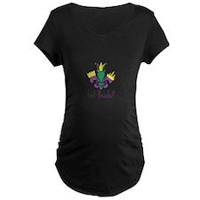 Got Beads? Maternity T-Shirt
