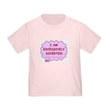 Jane Austen quote Toddler T-shirt
