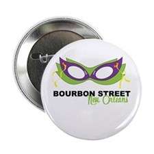 "Bourbon Street 2.25"" Button"