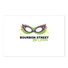 Bourbon Street Postcards (Package of 8)