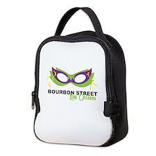 Bourbon Street Neoprene Lunch Bag