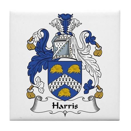 Harris II Tile Coaster