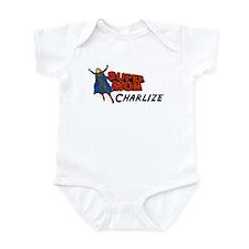 Supermom Charlize Onesie