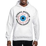 Eyeball Museum logo Hoodie