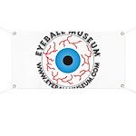 Eyeball Museum logo Banner