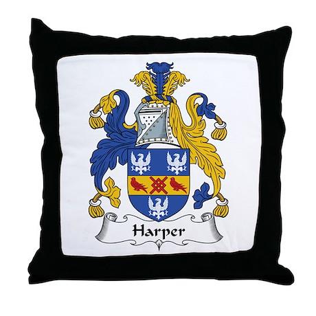 Harper Throw Pillow