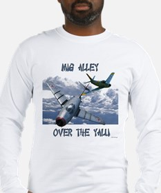 Mig Alley Long Sleeve T-Shirt