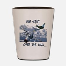 Mig Alley Shot Glass