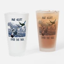 Mig Alley Drinking Glass