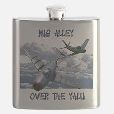 Mig Alley Flask