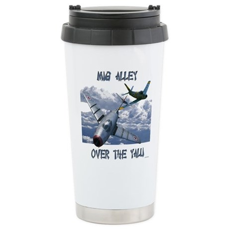 Mig Alley Stainless Steel Travel Mug