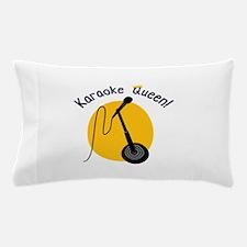 Karaoke Queen Pillow Case