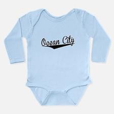 Ocean City, Retro, Body Suit