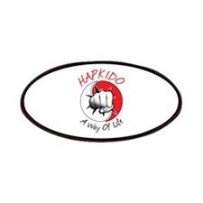 Hapkido A Way of Life Patches