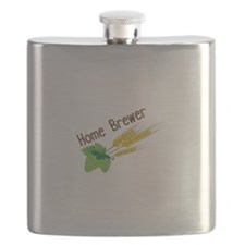 Home Brewer Flask