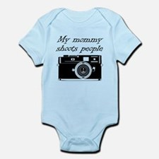 My Mommy Shoots People Body Suit