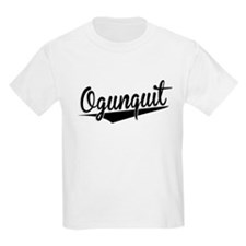 Ogunquit, Retro, T-Shirt
