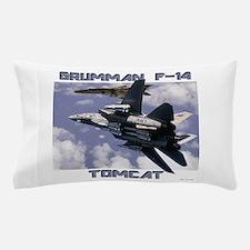 F-14 Tomcat v MiG21 Pillow Case