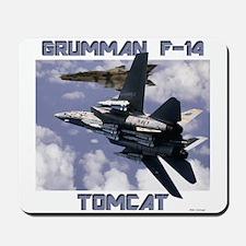 F-14 Tomcat v MiG21 Mousepad
