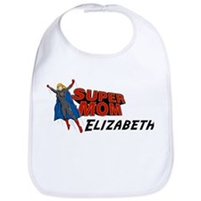 Supermom Elizabeth Bib