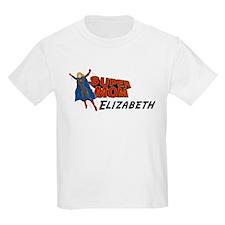 Supermom Elizabeth T-Shirt