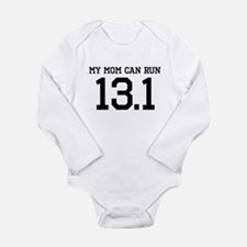 My Mom Can Run 13.1 Body Suit