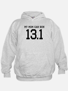 My Mom Can Run 13.1 Hoodie