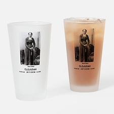 CLOJudah Harriet Tubman Drinking Glass