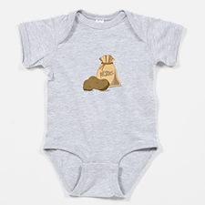 Potatoes Baby Bodysuit