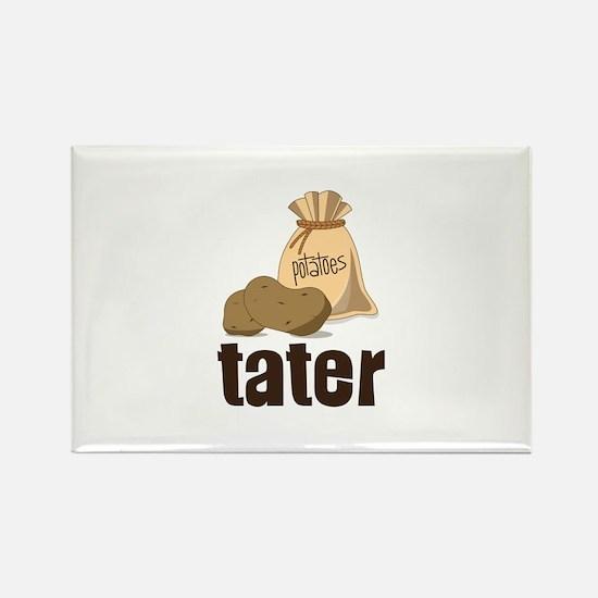 potatoes tater Magnets