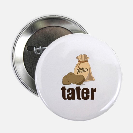 "potatoes tater 2.25"" Button"