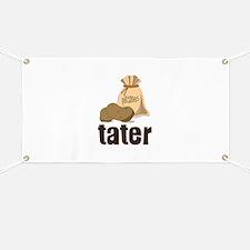 potatoes tater Banner