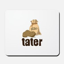 potatoes tater Mousepad