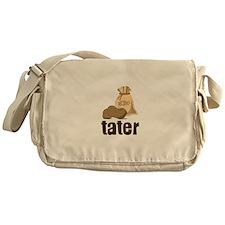 potatoes tater Messenger Bag