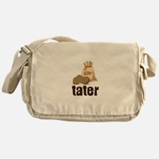 potatoes tater Messenger Bag
