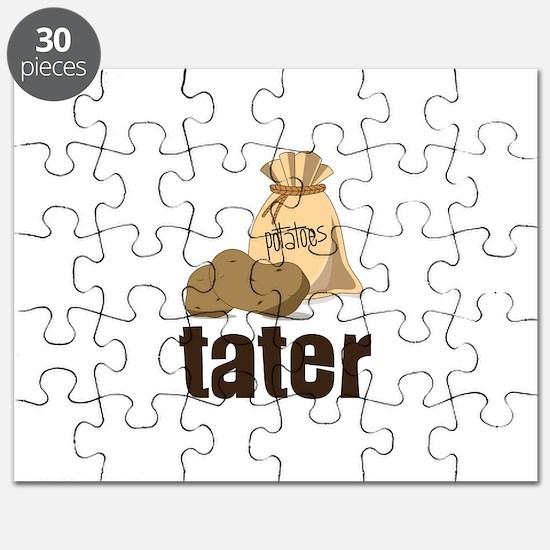 potatoes tater Puzzle