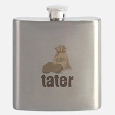 potatoes tater Flask