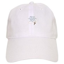 Hail Mary Baseball Baseball Cap