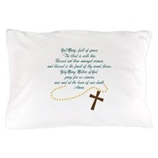 Hail Mary Pillow Case