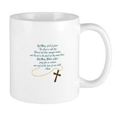Hail Mary Mugs