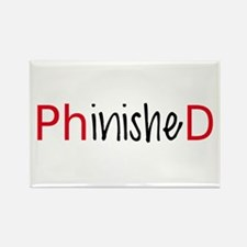 Phinished, PhD graduate Magnets