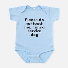 I Am A Service Dog Body Suit