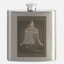 Philadelphia Liberty Bell Flask