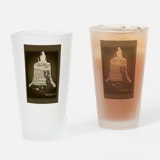 Philadelphia Liberty Bell Drinking Glass