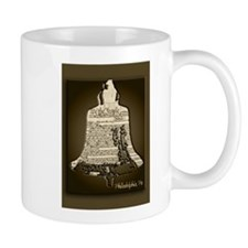 Philadelphia Liberty Bell Mugs