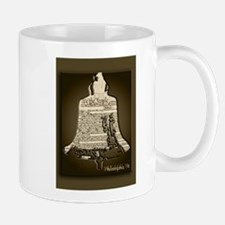 Philadelphia Liberty Bell Mugs